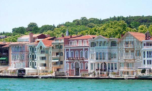 Excursion 3 Jours à Istanbul, Promenade sur le Bosphore