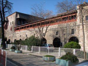 Musée de l'art islamique d'Istanbul, le palais de Ibrahim pasa