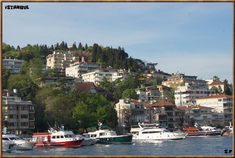 Le Quartier Bebek, Le Bosphore Istanbul