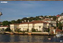 Promenade sur Bosphore à Istanbul, la croisière sur le Bosphore Istanbul