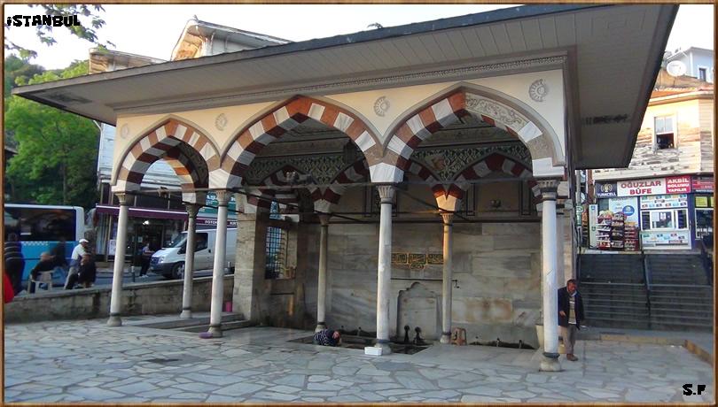 Beykoz, un quartier du Bosphore à Istanbul