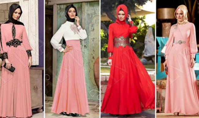 Nouvelle mode pour les femmes conservatrices d'Istanbul.