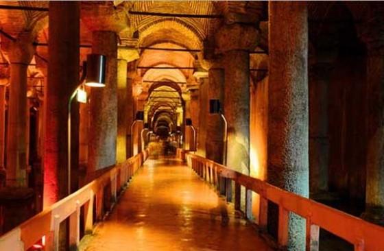 La Citerne Basilique Istanbul