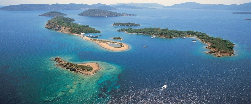 les 12 îles oludeniz turquie