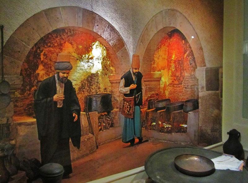 Le Couvent Des Derviches Tourneurs De Galata Istanbul