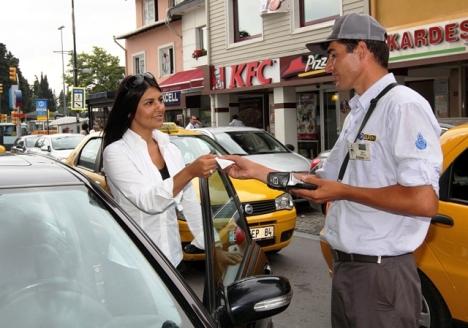 parking à istanbul
