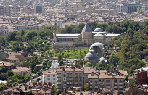 Konya la Turqie