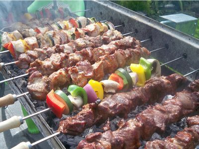 barbecue a la turque