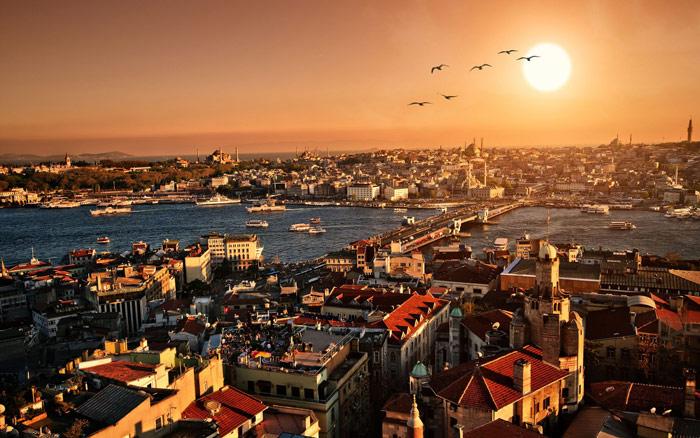 Excursion grande liberté à Istanbul - chauffeur guide a istanbul
