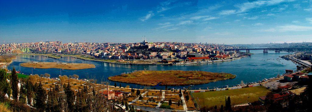 la corne d'or - week end istanbul
