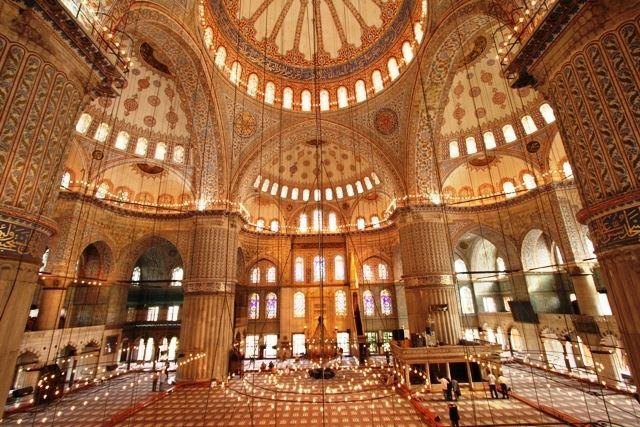 excursion les mosquées à istanbul