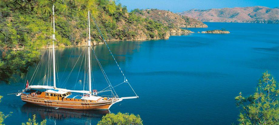 le voyage bleu Antalya