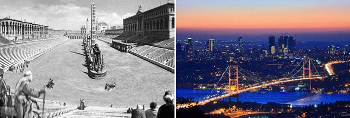 séjour excursion istanbul 5 nuits