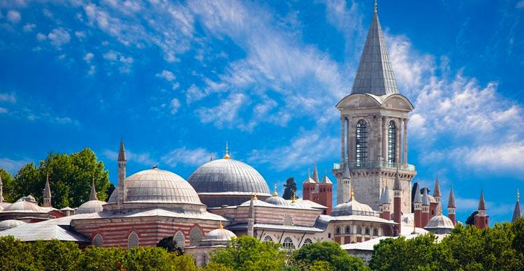 Palais de Topkapi -longue escale Istanbul