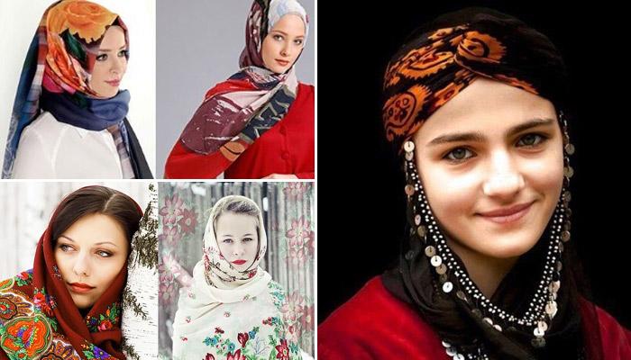 foulard turquie