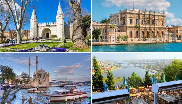 excursion deux jours istanbul
