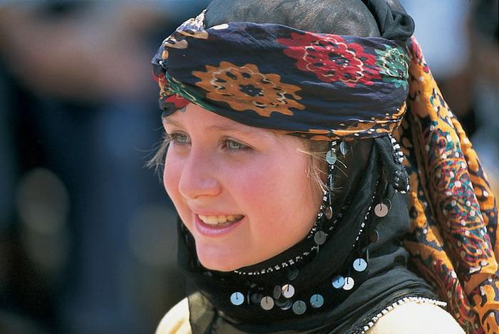 le foulard en turquie