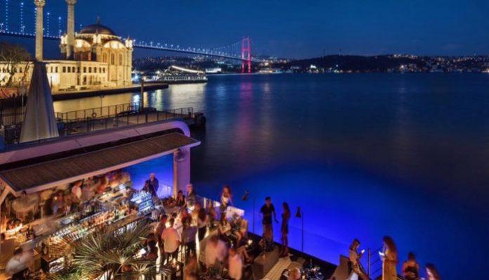visite Istanbul la nuit