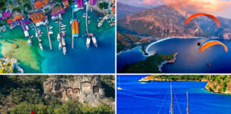 Circuit Turquie la Côte Turquoise Antalya - Fethiye
