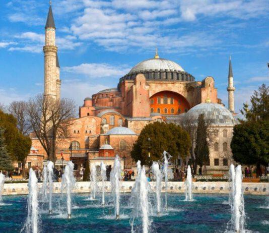 sainte sophie mosquée