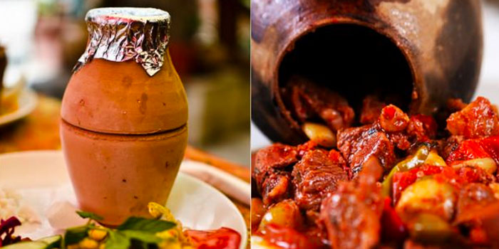 Cuisiner des plats cappadoce