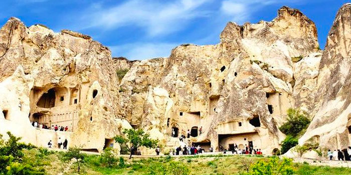 Musée en Plein Air de Göreme - 10 meilleures activités cappadoce