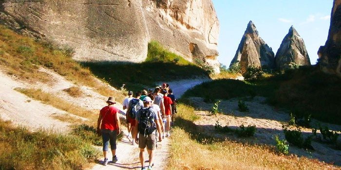 randonnées et trekkings en Cappadoce - 10 meilleures activités Cappadoce