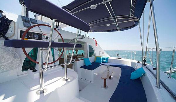 catamarans à louer à Bodrum
