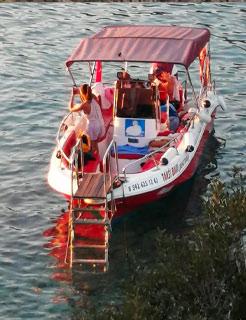 excursions en bateau à Oludeniz