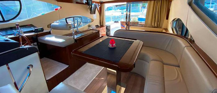 location bateau istanbul
