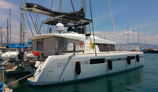 Location de Catamaran à Bodrum