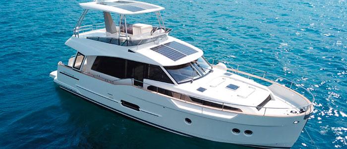 yacht à moteur fethiye