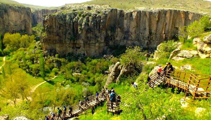 Ihlara – Cappadoce