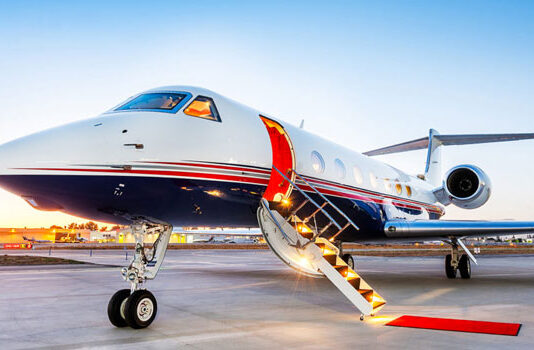 Location de Jet privé à Istanbul
